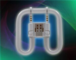 2D Energy Saving Fluorescent Tube Lamp Bulb. 16w, 28w, 38w  2 Pin & 4 Pin