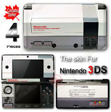 NES Classic Edition Retro System Skin Vinyl Decal Sticker Cover for Nintendo 3DS