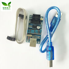 1PC AVR microcontroller USBtinyISP with USB square cable