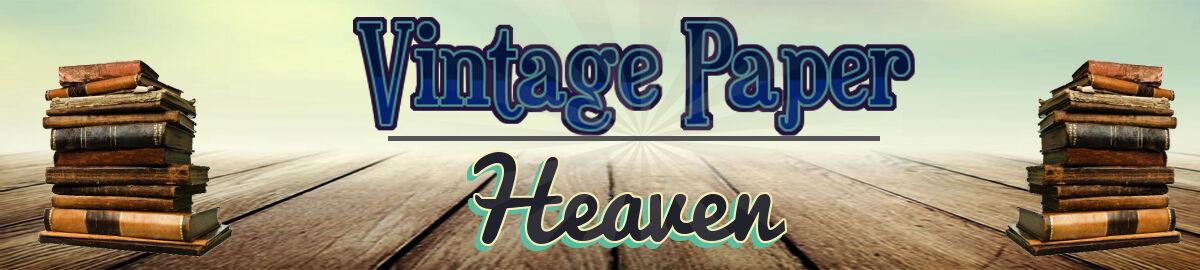 Vintage Paper Heaven
