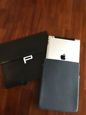 Porsche Design French Classic Case For iPad Grey 4090001026-802 $ 168