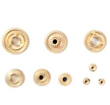 Parts Full Set of Gearbox Alloy Bevel Gear Fit For TAMIYA 1/14 Tractor Truck