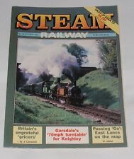 STEAM RAILWAY MAGAZINE OCTOBER 1987 - PASSING 'GO': EAST LANCS ON THE MAP
