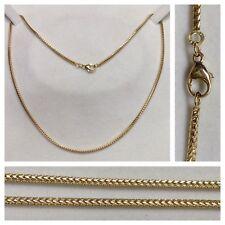 ELEGANTE COLLAR 333 Oro Cadena de Oro Collar de Oro Joya De Oro 46cm