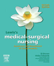 Lewis's Medical-surgical Nursing: Assessment and Management of Clinical Problem…