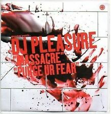 (AA606) DJ Pleasure, Massacre / Purge Ur Fear - DJ CD