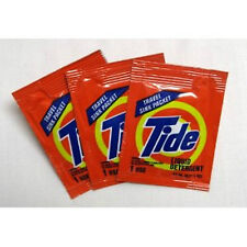 TIDE TRAVEL SINK PACKETS-Hand Sink Wash,Liquid Detergent,5 PACKS OF 3(15-USES)