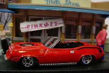 2010 Hot Wheels MOPAR MANIA Ex Hemi '70 PLYMOUTH BARRACUDA∞Red 1970 cuda~Loose