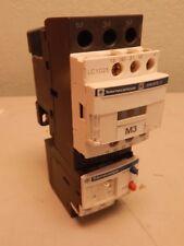 Square D Telemecanique LC1D25 W/ LRD 22 * USED