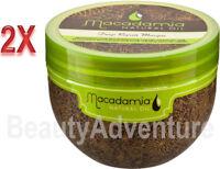 2x Macadamia Natural Oil Deep Repair Hair Masque 236mL
