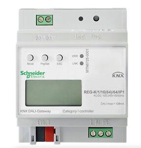 KNX Schneider mtn6725-0001 Dali gateway-reg-k/1/16 (64)/64/ip1 (2182arm 5/4)