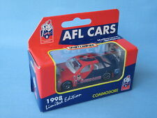 Matchbox Holden Commodore Melbourne Demons Australian AFL Football Toy Model Car