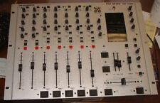 BEHRINGER PRO MIXERDX1000 Professional 7-Channel DJ Mixer W/5 Dual Inputs
