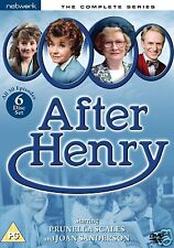 After Henry: Complete Collection (iTV DVD)~~~~Prunella Scales~~~~NEW & SEALED