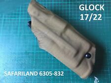 CT Coyote Tan Wrap Safariland 6305-832 Glock 17 22 Torch x300 Holster Airsoft
