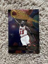 1997-98 NBA Fleer Metal Universe   Michael Jordan   #23   FAIR CONDITION