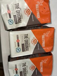 3 Bulletproof The Original Coffee Medium Roast Whole Bean 12oz Each 2020 Dates