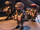 PLAYMOBIL CUSTOM AMETRA. PARA. 2 BAT. REG.SOUTH STAFFORDS (ARNHEM-1944) REF-043