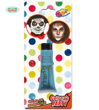 Gurica Carnevale Halloween Crema Trucco Make Up Blu 20 ml ref 15449