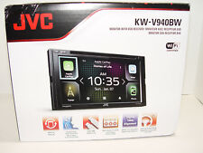 """NEW KW-V940BW Multimedia Receiver featuring 6.8"""" Resistive Wireless Android Auto"""