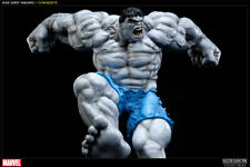SIDESHOW GREY HULK (2ND VERSION) EXCLUSIVE