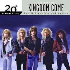KINGDOM COME - THE BEST OF KINGDOM COME - CD - NEW