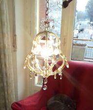 Lampadario antico Maria Teresa monoluce/chandelier