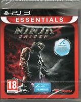 NINJA GAIDEN 3 GAME (Move Compatible) PS3 ~ NEW / SEALED