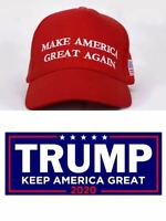Donald Trump Make America Great again hat 2020 Republican President Cap
