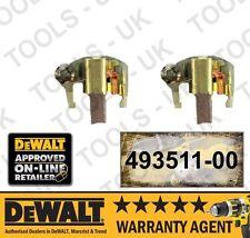 Dewalt 493511-00 Carbon Brush Set Dc920 Dc925 Dc935 Dc945 Dc981 Dc984 Dc988