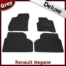 Renault Megane Scenic 1996 1997...2002 2003 Tailored LUXURY 1300g Car Mats GREY