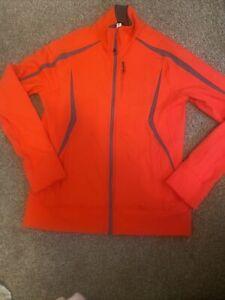 LULULEMON Stretch Soft Shell Track Jacket Mens  Size Medium