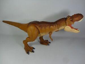 Rare Jurassic World Super Colossal T-Rex Action Figure Mattel 2019 Park Dinosaur