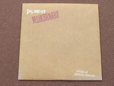 DR JOHN - MERCERNARY. 13 TRK  PROMO CD ALBUM IN CARD SLEEVE.