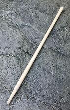 "Bulldog Recess Cut Shaped Handle - 42"" (1170mm) Recess Cut -Polished Ash, Shovel"