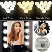 Lampe pour Miroir Hollywood Kit de Lumières de Miroir Maquillage 14 Ampoule LED