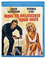 How To Murder Your Wife (2015, REGION A Blu-ray New)