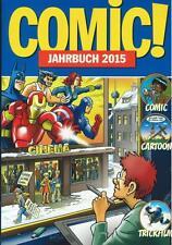Comic Jahrbuch 2015, ICOM