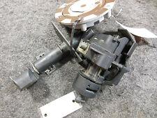 OEM Main Ignition Fuel Tank Cap & Seat Latch Lock Set off 2006 BMW K1200R #U3387