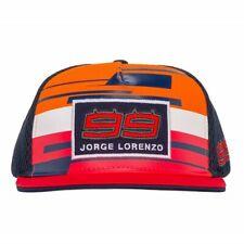 Jorge Lorenzo Flat Brim Snapback Cap - X Fuera - Repsol - #99 - Moto GP