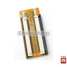 FPC FFC FLAT FLEX CABLE 1mm 32pin to 32pin INCREASING SCREEN LINE EXTENSION new