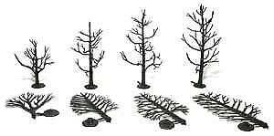 "Woodland Scenics-Tree Armatures - Deciduous -- 5 to 7""  12.7 to 17.8cm pkg(12)"