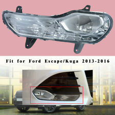 Fit For Ford Escape Kuga13-16 Left Side Front Bumper Yellow Fog Light CJ5Z13201A