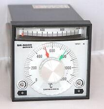 Process Control Instruments SR-5111 Temperature Thermostat Controller Shimaden