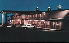 LAM(X) - Troy, MI - Trojan Motor Inn - Exterior - Night