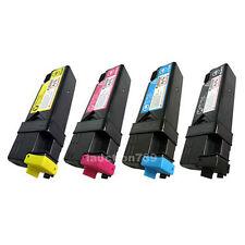 5x Toner Cartridges for Dell Printer 1320 1320C 1320CN