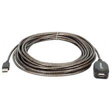 PROLUNGA PERIFERICA CAVO 5 METRI DA USB A-A USB-A MASCHIO FEMMINA 480MPS