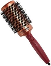 OLIVIA GARDEN HEAT PRO CERAMIC ION COPPER HAIR BRUSH HP-52