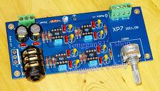Hifi Stereo Headphone Amplifier Board DIY Kits Based on RSA XP7 AMP