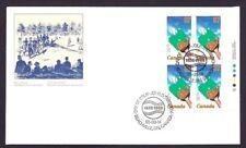 Canada   # 1221 LRpb   BASEBALL IN CANADA      New 1988 Unaddressed